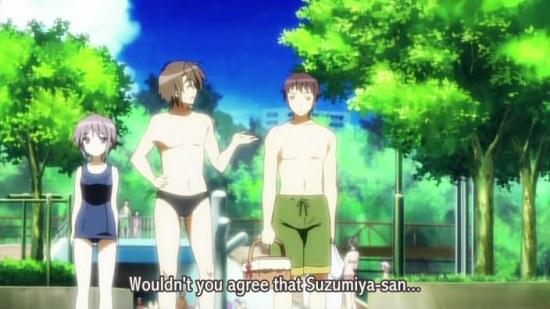 koizumi swimsuit